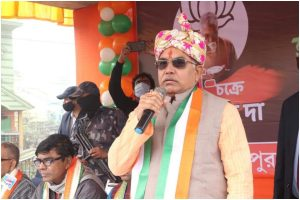 TMC supporting Left-Congress: Dilip Ghosh sees 'conspiracy' behind DYFI worker's death