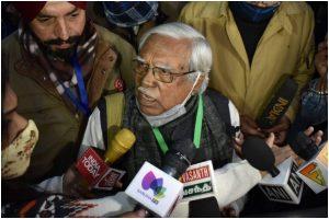 Anti-social elements did violence during 'Kisan Gantantra Parade', says Hannan Mollah
