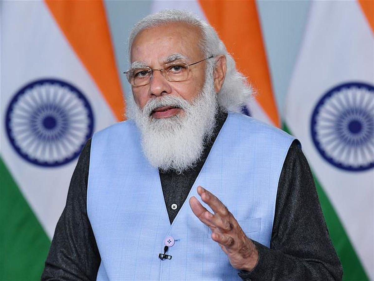 Dynasty politics, Narendra Modi, National Youth Parliament Festival