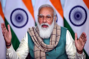 PM Modi questions Congress's 'U-turn' on farm laws; quotes Manmohan Singh
