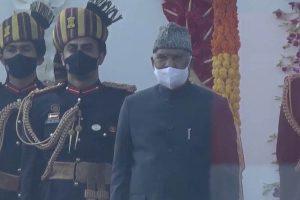 India celebrates Republic Day, Prez unfurls flag at Rajpath