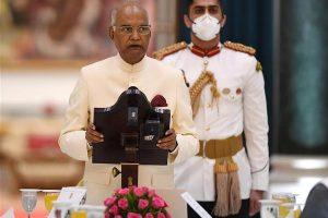 President Ram Nath Kovind donates Rs 5 lakh towards construction of grand Ram Temple in Ayodhya