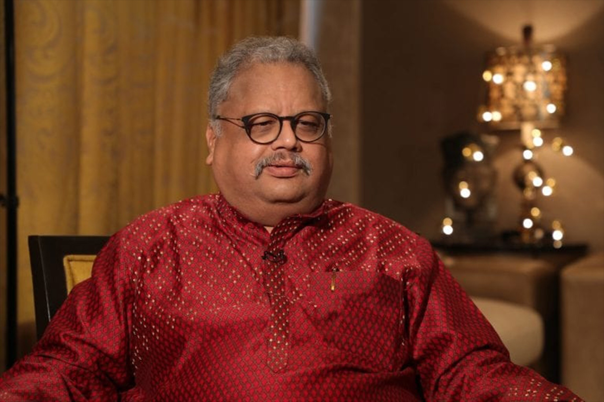 Rakesh Jhunjhunwala, Titan Company