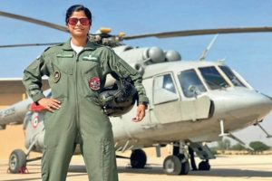 Flight Lieutenant Swati Rathore to be first woman leading R-Day Parade flypast