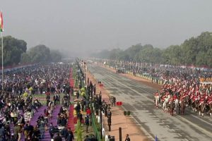 Republic Day celebrations: India displays military might, diversity