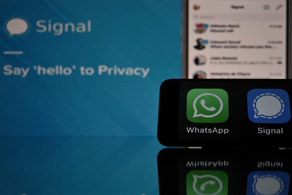Rivals surge as WhatsApp alters data terms