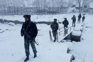 Air, vehicular services disrupted due to snow in J&K