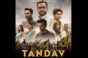 Jharkhand: BJP lodges FIR against 'Tandav' director, cast