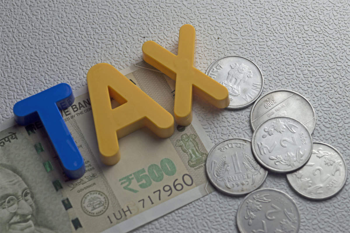 income tax returns, IT Department