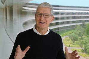 India biz doubled in Dec qtr, feel good about trajectory: Apple CEO Tim Cook