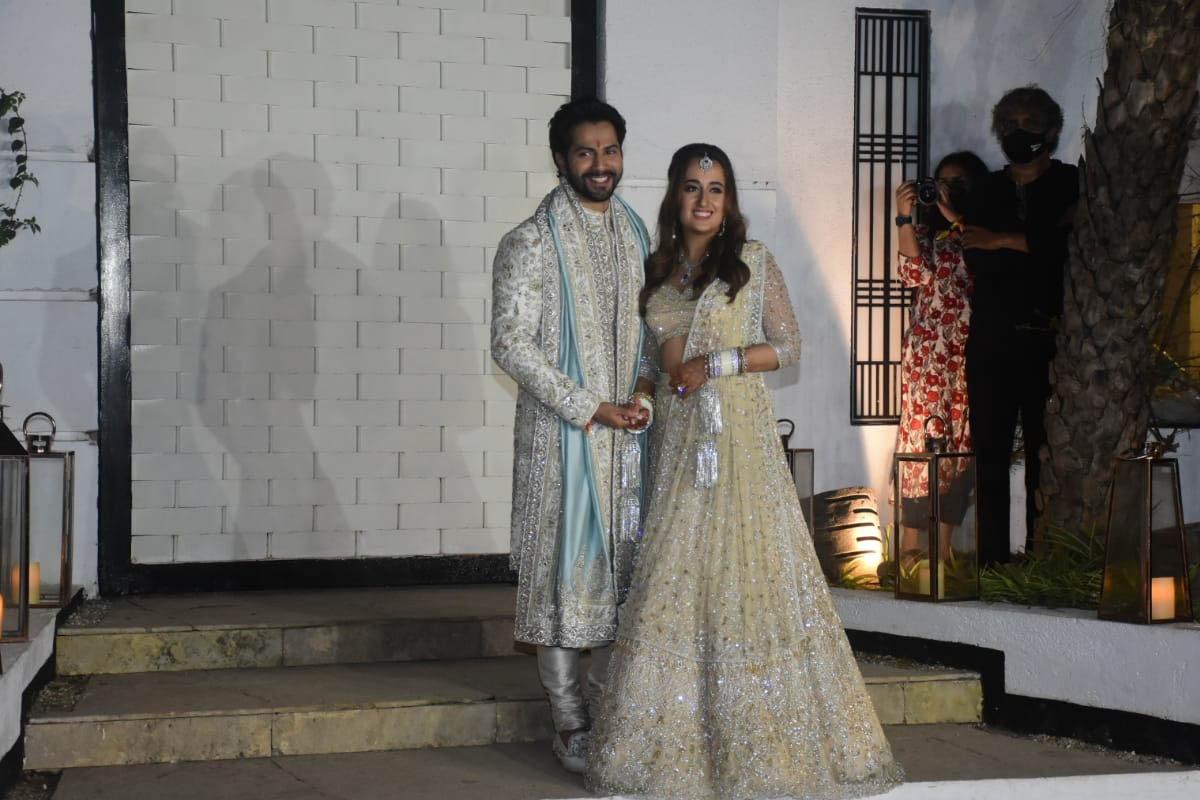 Varun Dhawan, Natasha Dalal