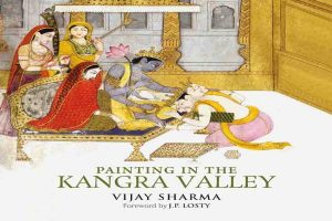 Combing nuances of poetry, music into Kangra's miniature paintings