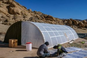 Sonam Wangchuk makes mobile solar-powered tent for Indian Army