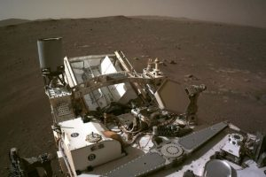 NASA's Mars rover extracts first oxygen from Red Planet