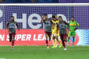ATK Mohun Bagan avoid surprising defeat against 10-man Hyderabad FC in ISL
