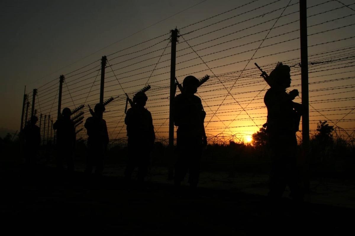 India, Pakistan, Line of Control (LoC), Jammu and Kashmir,