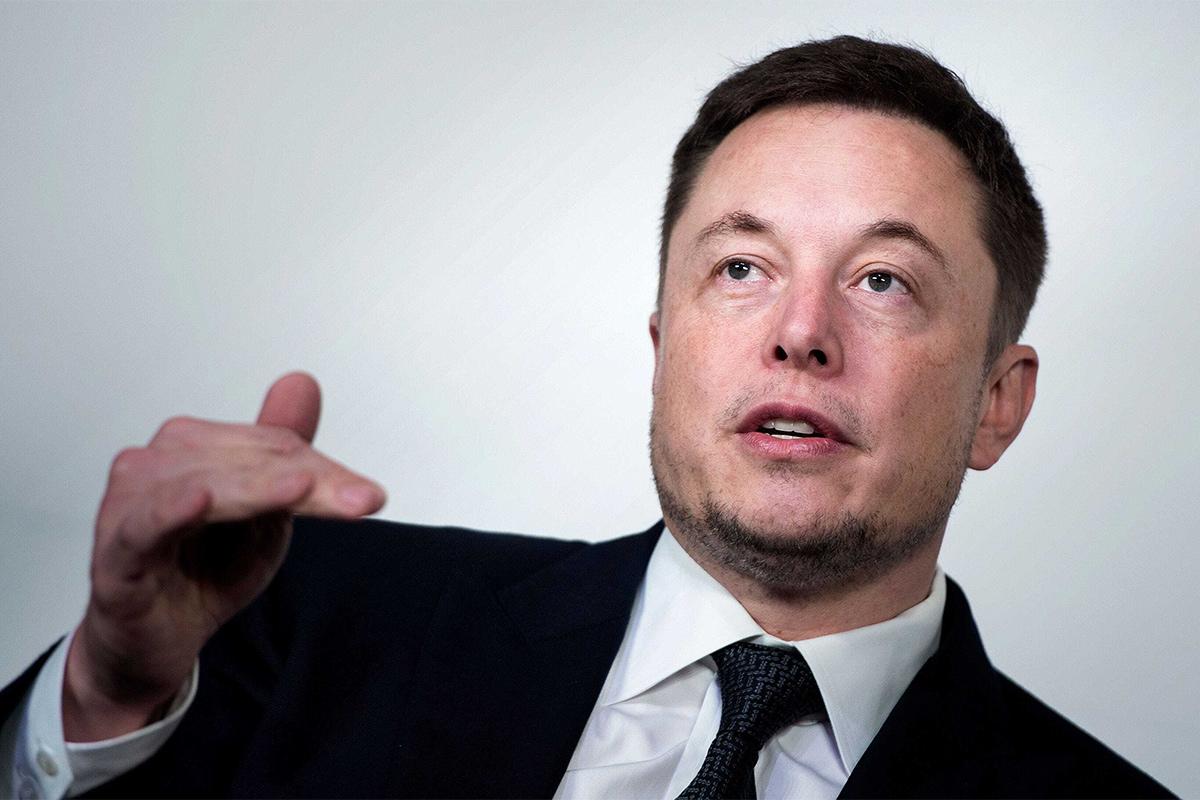 Dogecoin, Elon Musk