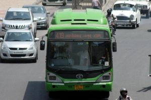 BJP slams AAP Light rains in city govt for 'withdrawing' DTC services for Delhi police