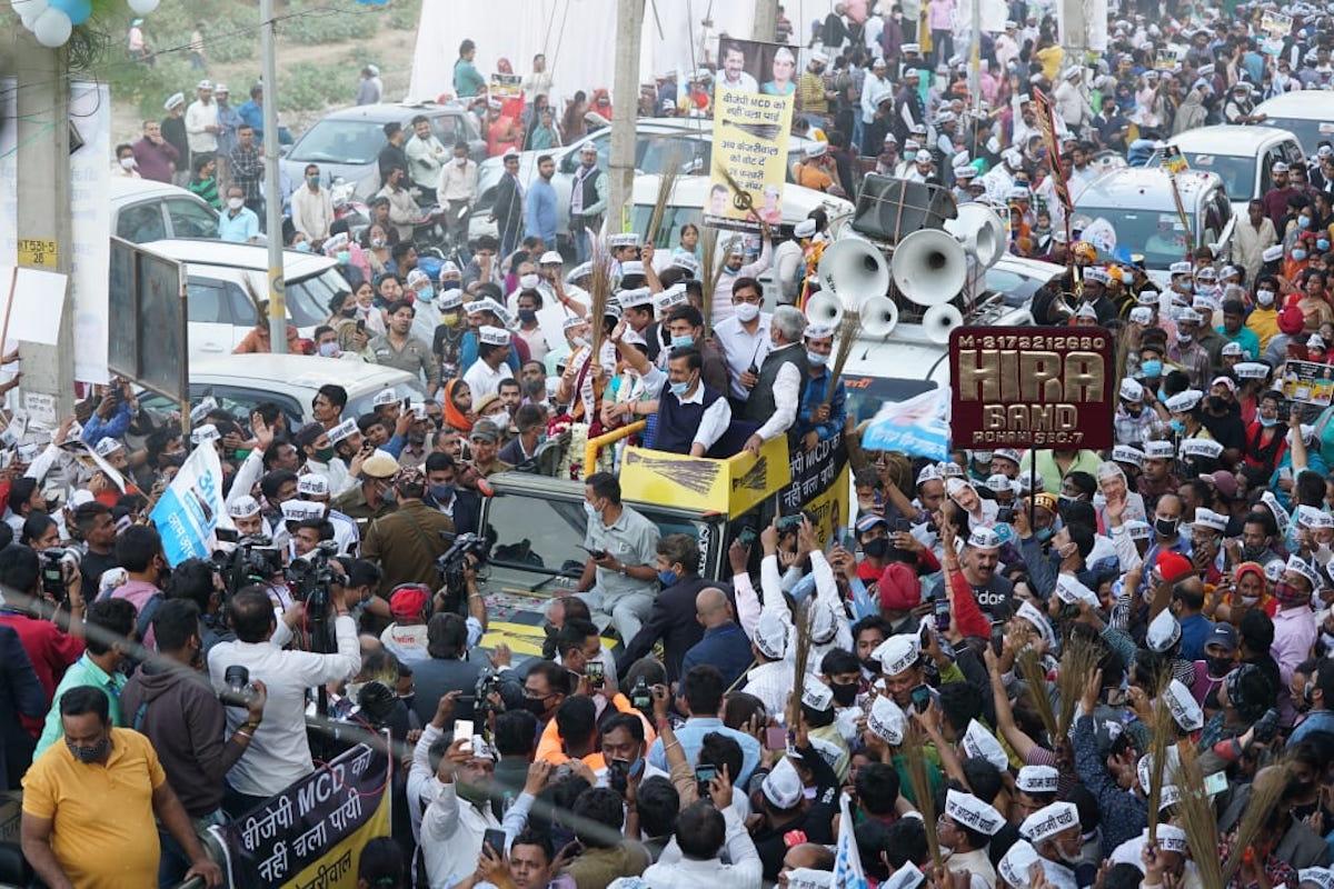 Delhi Municipal Corporations (MCDs) bypolls, Delhi Chief Minister Arvind Kejriwal, Aam Aadmi Party (AAP), BJP,