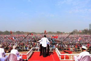 Both TMC and BJP are two sides of same coin: CPIM's Surya Kanta Mishra at Brigade rally