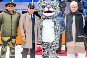 Second edition of Khelo India Winter Games begins in J&K