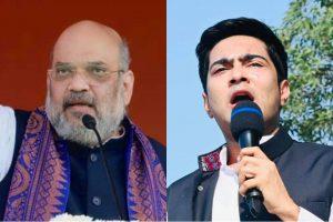Not 'Jai Shree Ram', I'll make BJP chant 'Jai Siya Ram': Abhishek Banerjee challenges Amit Shah
