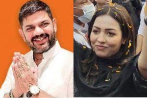 BJP leader Rakesh Singh arrested in Pamela Goswami's cocaine case