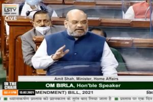 Government will give full statehood to Jammu and Kashmir at 'appropriate' time: Amit Shah