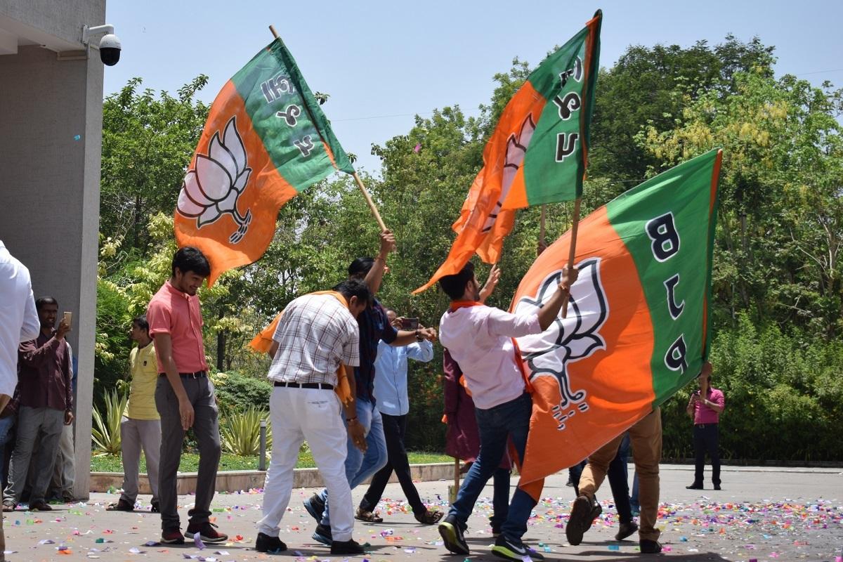 Gujarat Municipal Elections, BJP, AAP, Gujarat, Surat, Congress, AIMIM, Ahmedabad, BSP