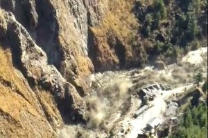 GSI working to find out focal point of Uttarakhand flash flood