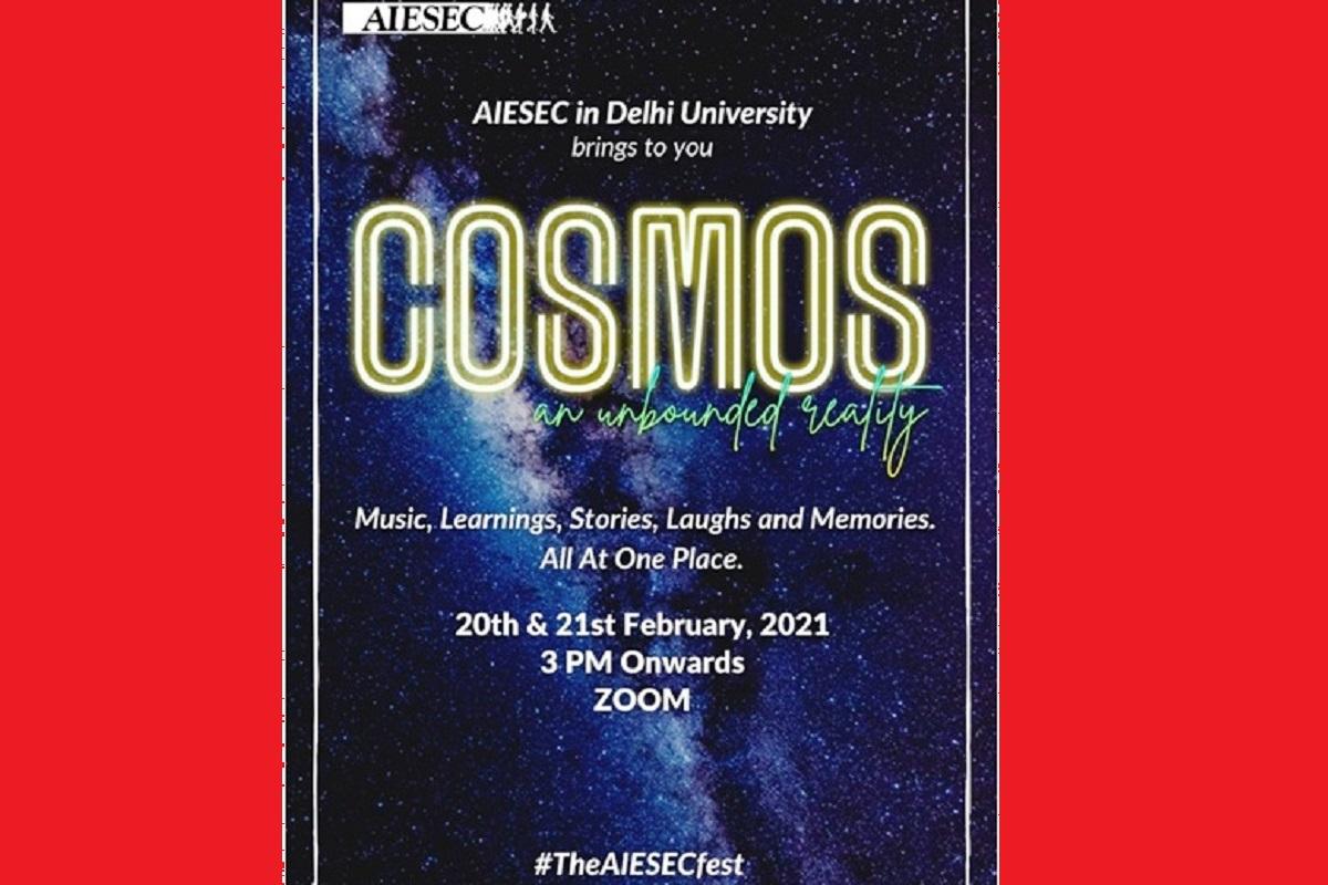 AIESEC, Delhi University, COSMOS