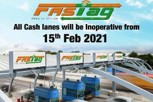 FASTag declared mandatory from today midnight