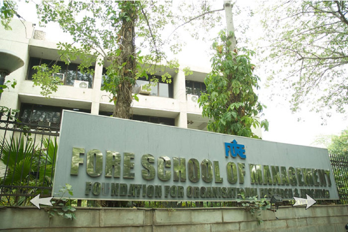 FORE School of Management, PGDM (Executive), Fellow Programme in Management, AICTE