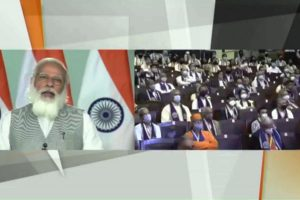 PM Modi gives mantra of 'Self 3' in his IIT Kharagpur's 66th Convocation address