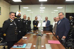 MoU signed between Indian Navy and IIT Delhi
