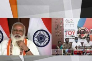PM Modi inaugurates India Toy Fair 2021