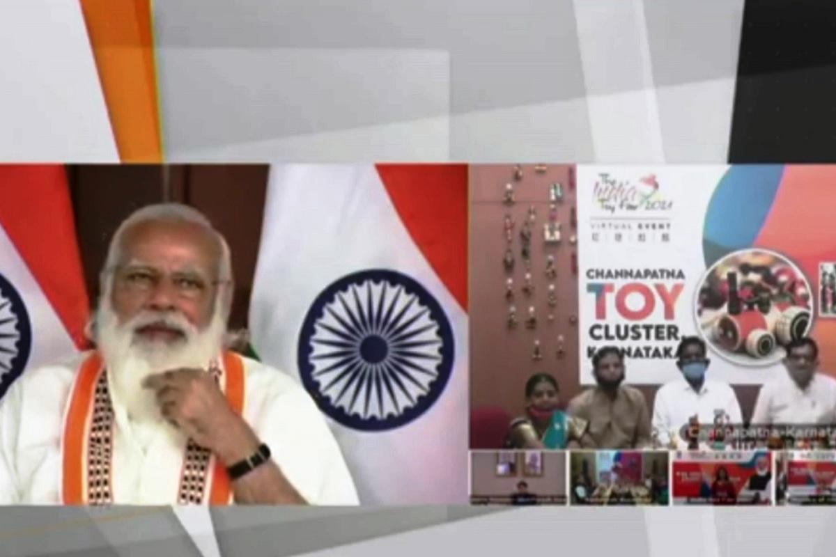 India Toy Fair 2021, Narendra Modi, Channapatna, Karnataka, Varanasi, Uttar Pradesh, Jaipur, Rajasthan