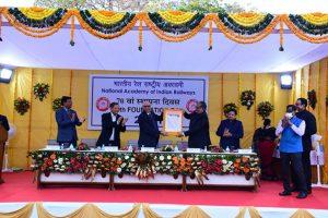 MD of DMRC Mangu Singh conferred with prestigious 'Distinguished Alumnus' Award