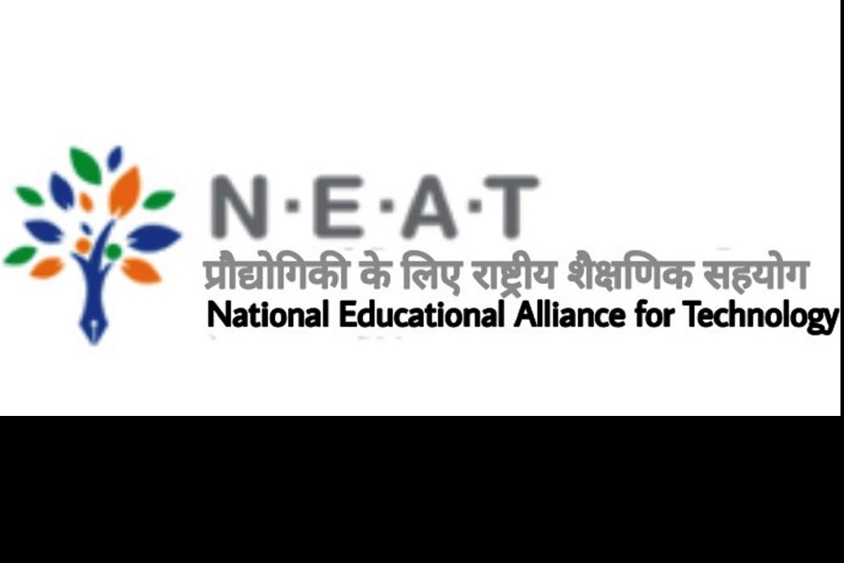 NEAT 2.0, Online learning, Ministry of Education, AICTE