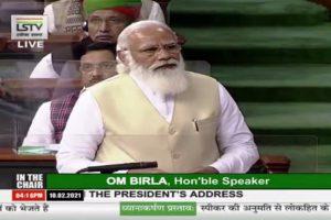 New laws not coercive, says Modi in LS