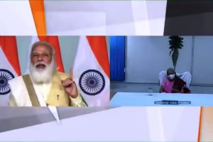 We are rectifying mistakes of history which didn't honour deserving leaders and warriors: PM Modi