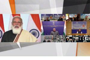AatmNirbhar Abhiyan will play a big role in efforts of judicial modernization: PM Modi
