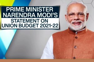 Budget carries vision of Aatamnirbharta and inclusion of every citizen: PM