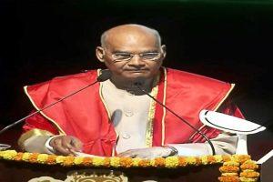 President Ram Nath Kovind greets teachers on the eve of Teachers' Day