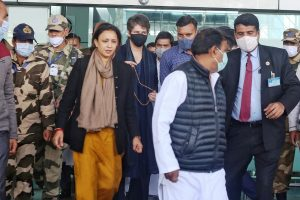 Section 144 imposed in Saharanpur ahead of Priyanka's visit