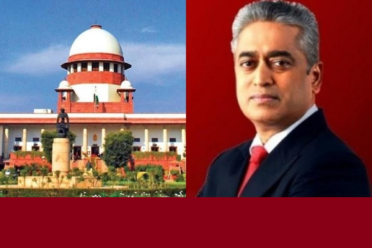 Rajdeep Sardesai, Supreme Court, Rajdeep, Aastha Khurana