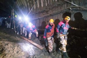 Uttarakhand tragedy: Rescue team near crucial junction in Tapovan tunnel
