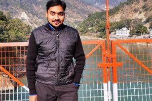 Saurabh Suman wants to devote his life to social work