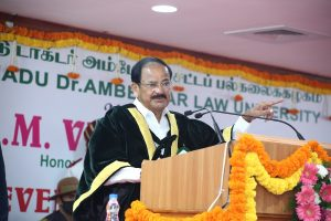 Make judicial system accessible, affordable and understandable to the common man: Vice President Naidu