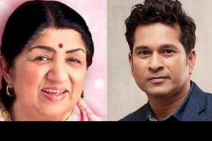 Bharat Ratna recipients Lata Mangeshkar and Sachin Tendulkar come out in support of Govt